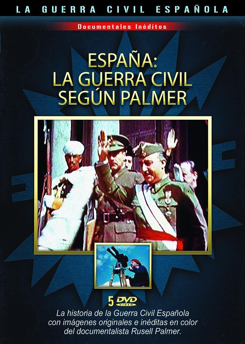 España La Guerra Civil Según Palmer Tv Miniseries 2008 Filmaffinity