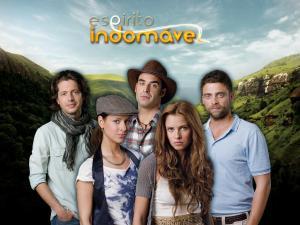 Espírito Indomável (Serie de TV)