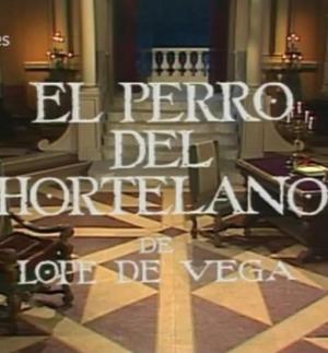 Estudio 1: El perro del hortelano (TV)