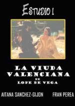 Estudio 1: La viuda valenciana (TV)