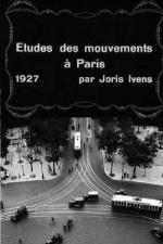 Études de mouvements à Paris (S)