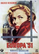Su gran amor - Europa '51