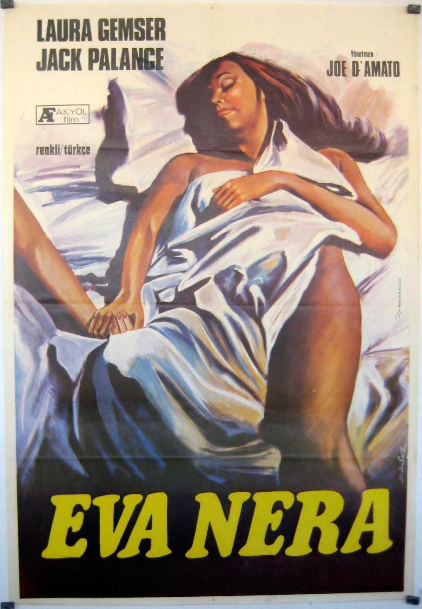 Laura gemser nude in black cobra 1 - 3 part 7