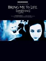 Evanescence: Bring Me to Life (Vídeo musical)