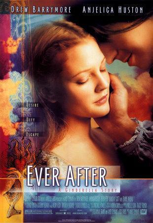 póster de la película romántica Por siempre jamás