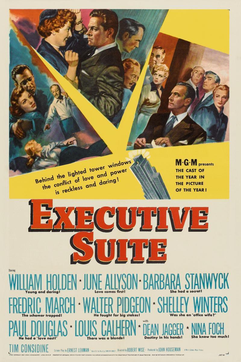 Últimas películas que has visto (las votaciones de la liga en el primer post) - Página 12 Executive_suite-827876876-large