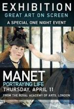 Exhibition Manet: Portraying Life At The Royal Academy Of Arts