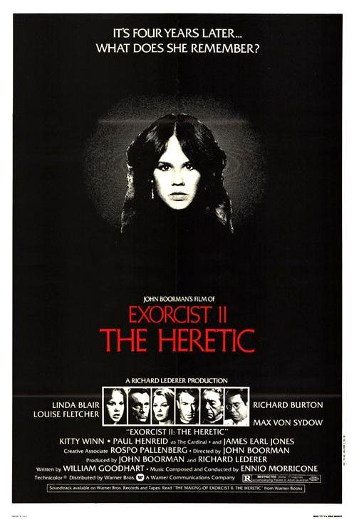 El Exorcista 2: El Hereje [1080p] [Latino-Ingles] [GD]