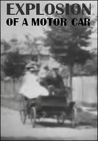 Explosion of a Motor Car (S)