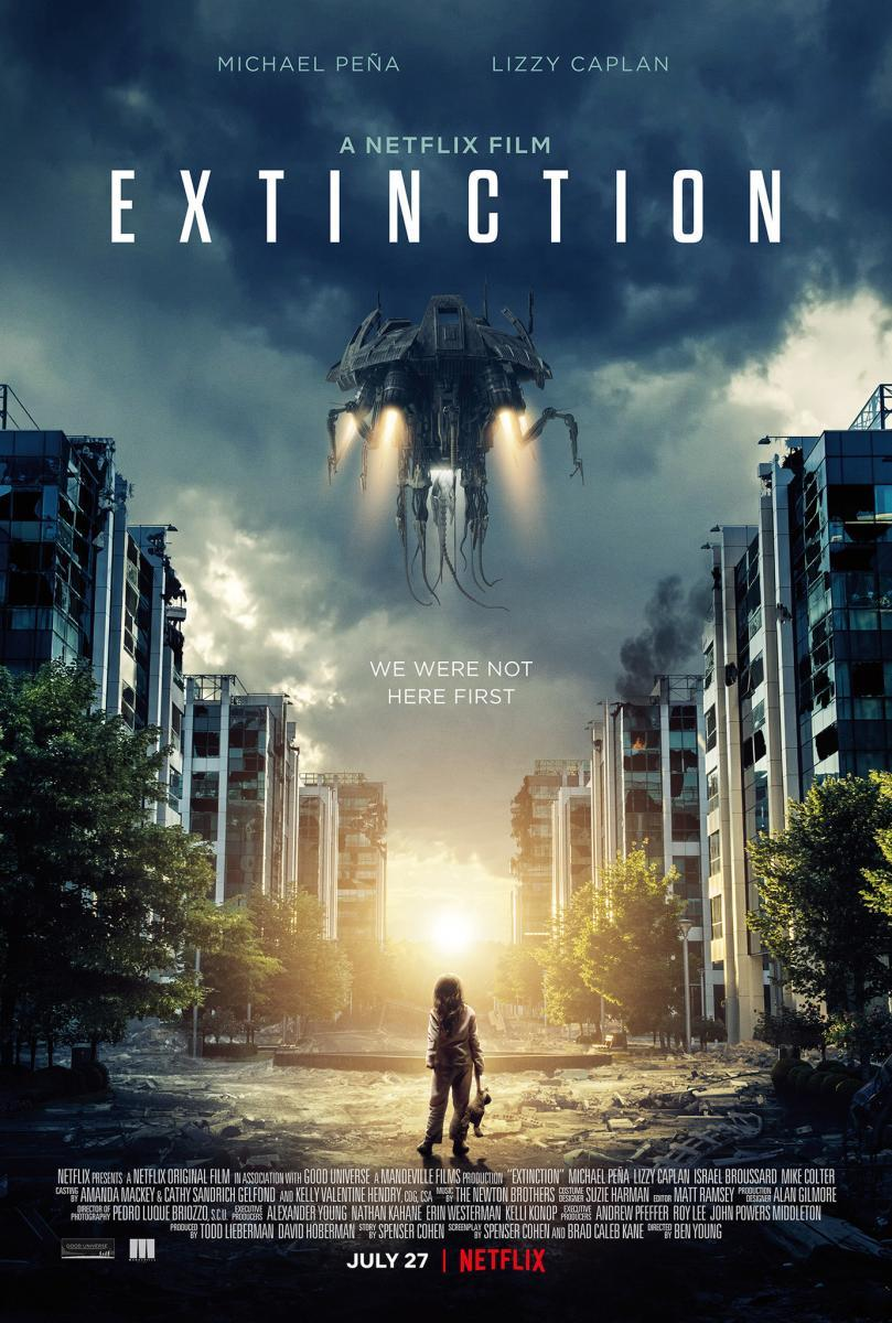 Extinción (2018) HD Latino Gratis ()