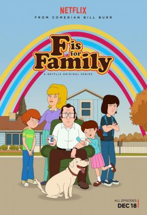F Is for Family (Serie de TV)