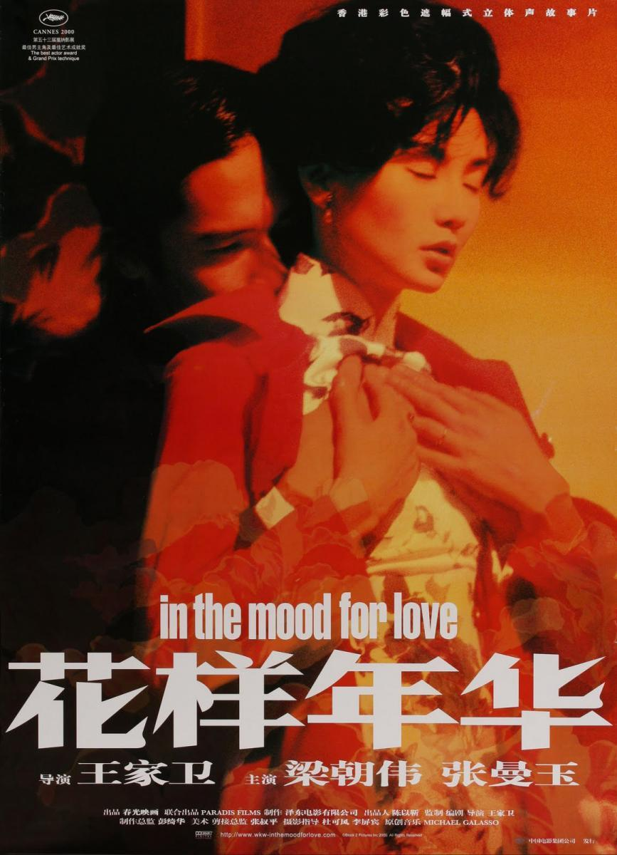 In the Mood for Love (2000) - FilmAffinity