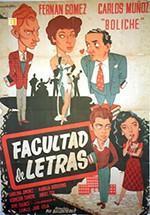 Facultad de letras
