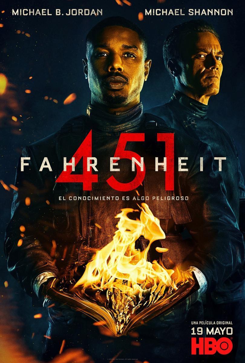Fahrenheit 451 (2018) Descargar Gratis