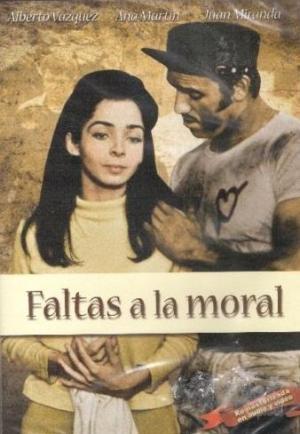Faltas a la moral