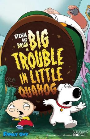 Family Guy: Big Trouble in Little Quahog (TV)