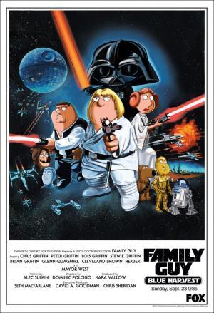 Family Guy: Blue Harvest (TV)