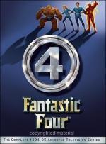 Los 4 Fantásticos (Los Cuatro Fantásticos) (Serie de TV)