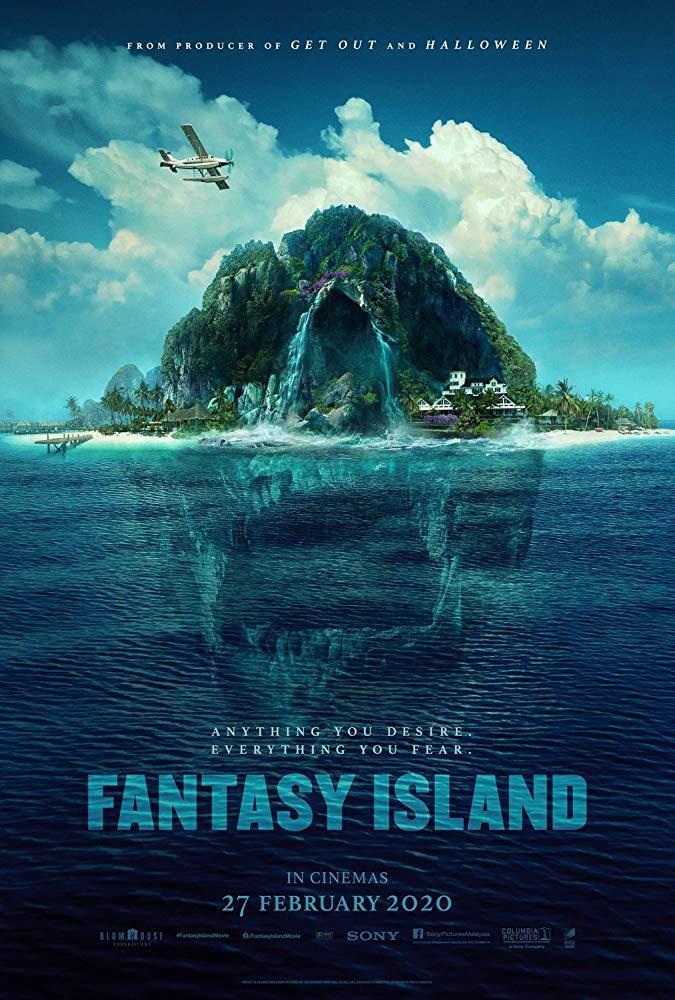 La isla de la fantasía [2020] [720p] [Latino] [MEGA]