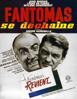 Fantomas Strikes Back (The Vengeance of Fantomas)