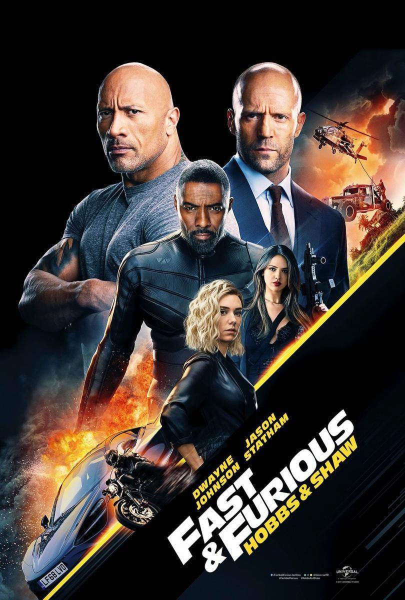 Fast & Furious: Hobbs & Shaw [2019][Latino][1080p][MEGA]