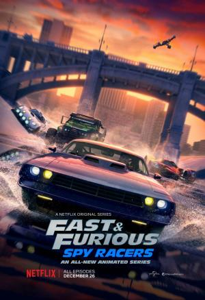 Fast & Furious: Spy Racers (TV Series)