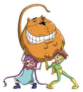 Antifaz y el gordo Mendoza (Serie de TV)