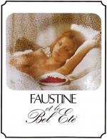 Faustina una lágrima... un amor