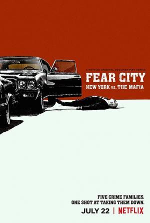 La ciudad del miedo: Nueva York contra la mafia (Miniserie de TV)
