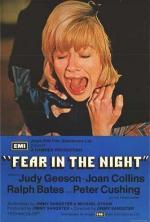 Miedo en la noche