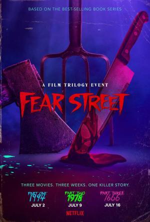 La calle del terror (Miniserie de TV)