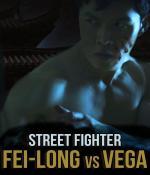 Fei-Long vs Vega: Enter The Dragon (C)