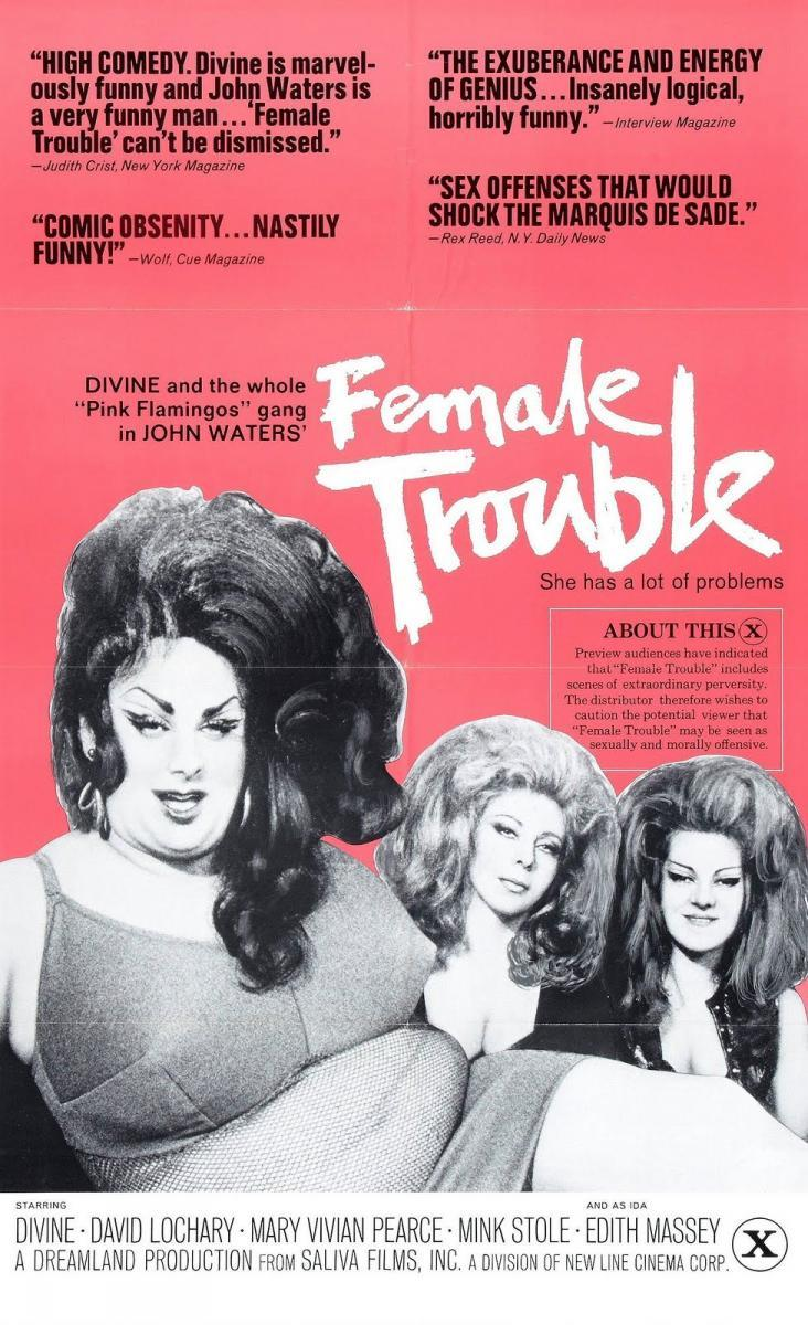 Últimas películas que has visto (las votaciones de la liga en el primer post) - Página 19 Female_trouble-994031627-large