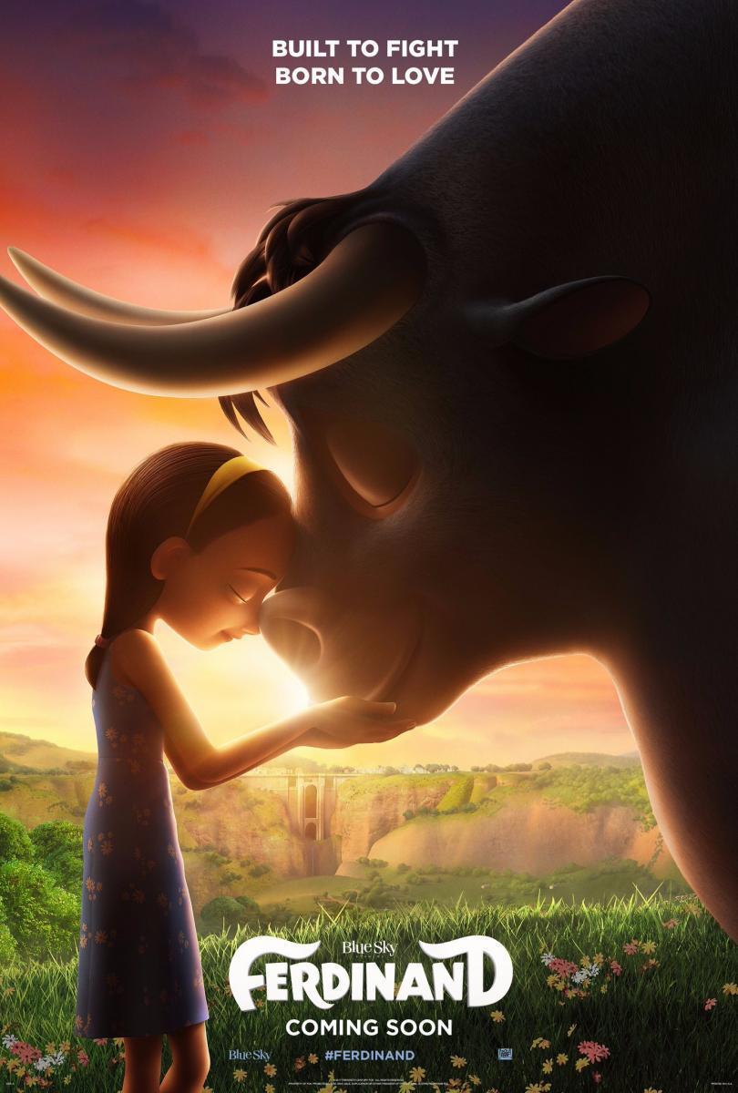 Olé, El Viaje De Ferdinand (2017) BRRip 720p Latino – Ingles