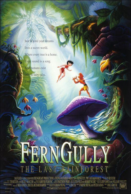 FernGully: The Last Rainforest (1992) ()