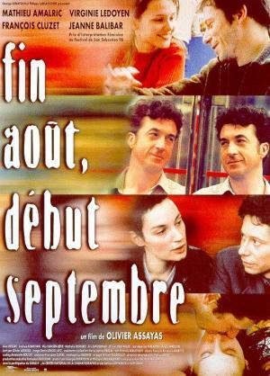 Finales de agosto, principios de septiembre