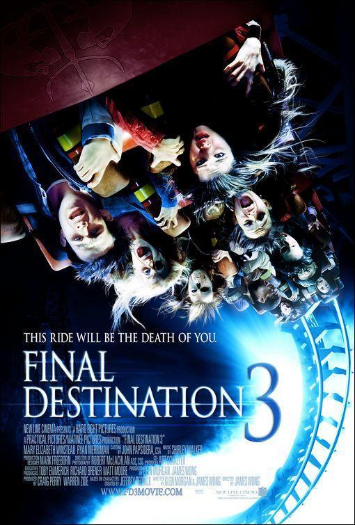 Destino final 3 [2006], [1080p] [Dual – Latino] [MEGA]
