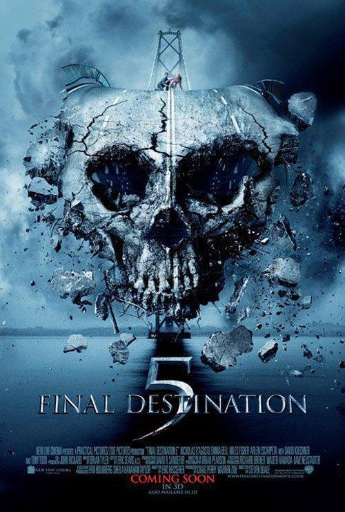 El destino final 5 [2011], [1080p] [Dual – Latino] [MEGA]