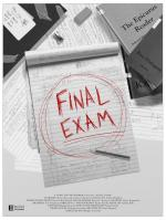 Final Exam (C)