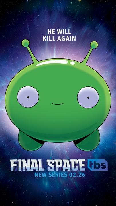 Final Space Temporada 1 Ingles Subtitulado/Latino 720p