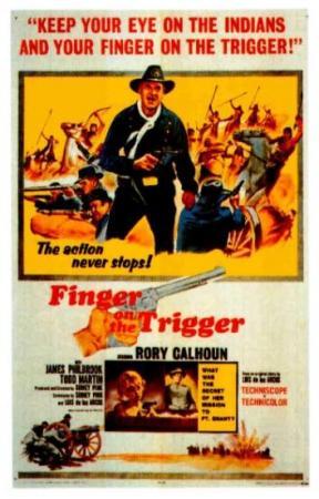 El dedo en el gatillo