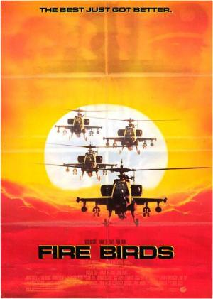 Fire Birds (Wings of the Apache)