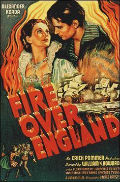 Inglaterra en llamas