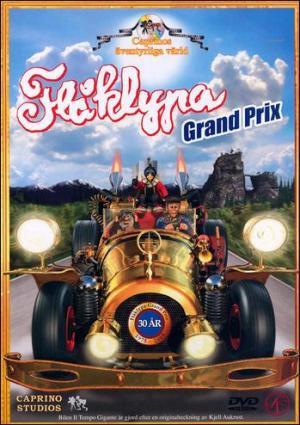 Flåklypa Grand Prix (Pinchcliffe Grand Prix)