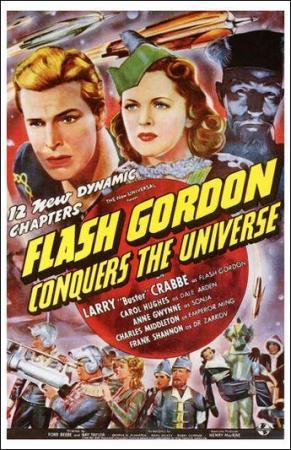 Flash Gordon Conquers the Universe (TV)