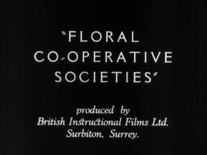Floral Co-operative Societies (C)