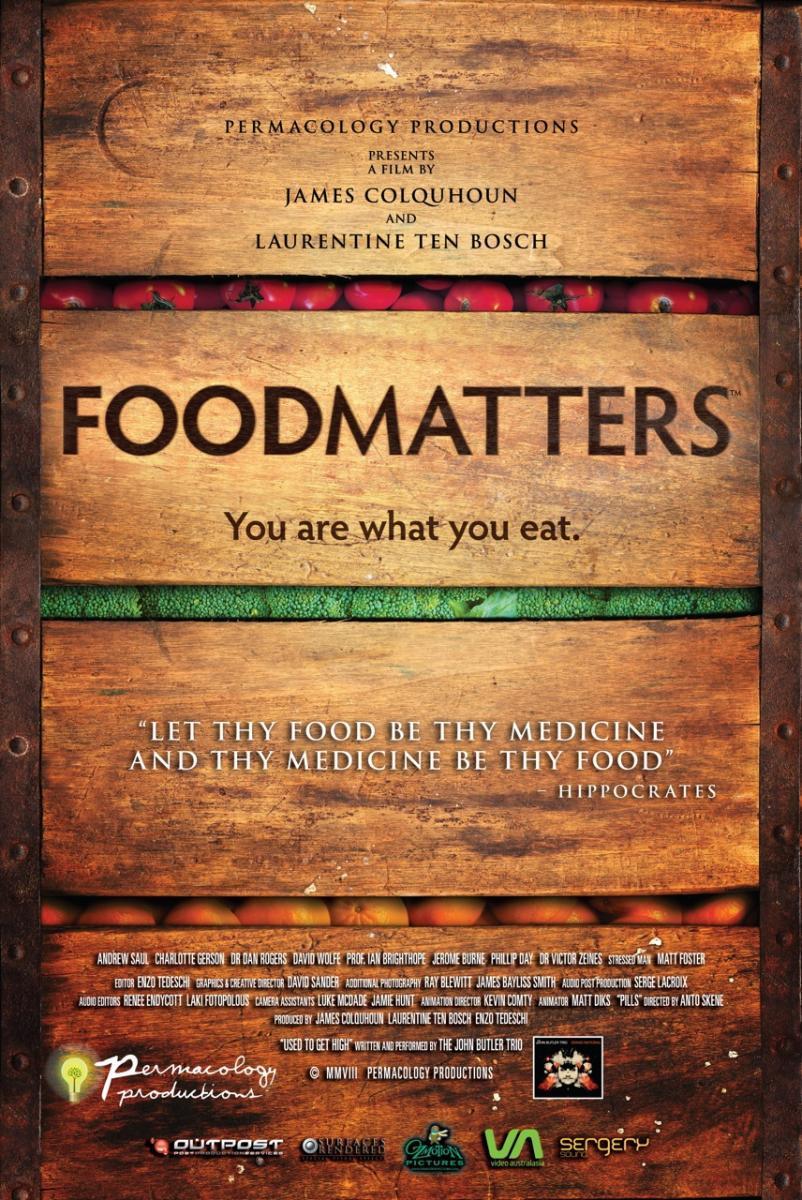 La comida importa (2008) - Filmaffinity