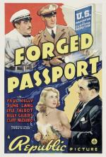 Forged Passport