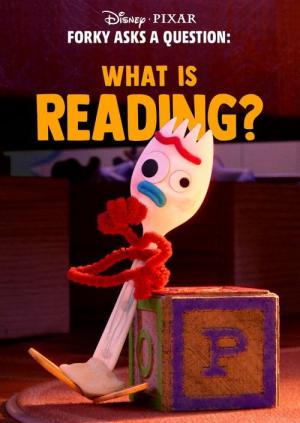 Forky Asks a Question: What is Reading? (Ep) (S)