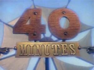 Forty Minutes (Serie de TV)
